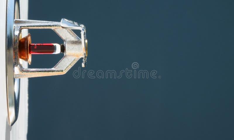 pożarniczy kropidło zdjęcia royalty free