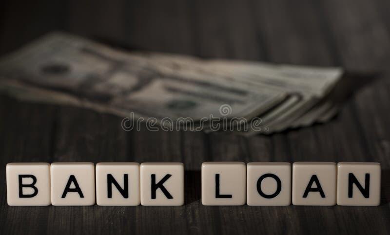 Pożyczka Z Banku fotografia royalty free