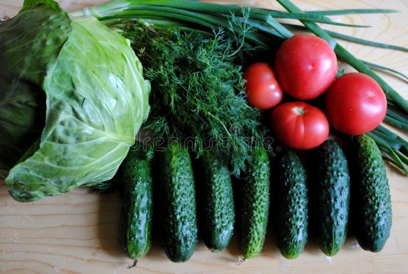 Pożytecznie warzywa dla ciężar straty zdjęcia royalty free