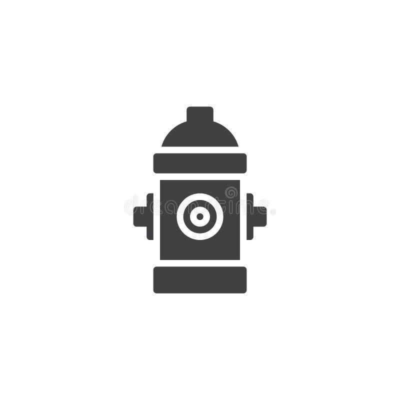 Download Pożarniczego Hydranta Ikony Wektor Ilustracja Wektor - Ilustracja złożonej z pojedynczy, drymba: 106919275