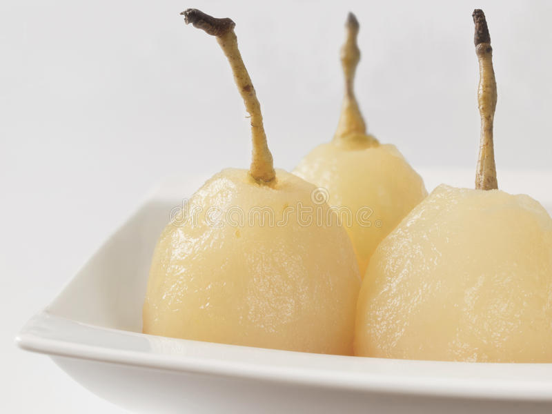 Download Poached pears stock photo. Image of pears, fruit, closeup - 28317838