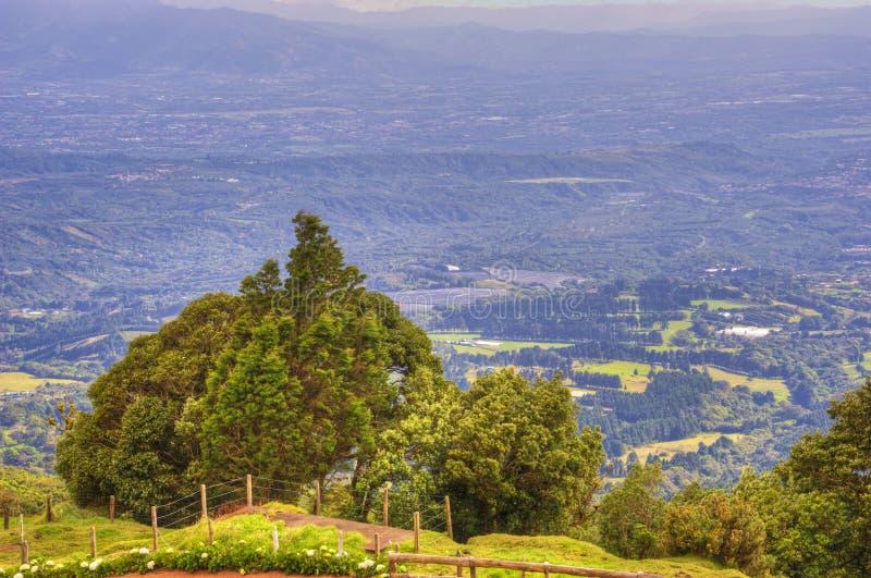 Poas Κόστα Ρίκα στοκ εικόνες με δικαίωμα ελεύθερης χρήσης