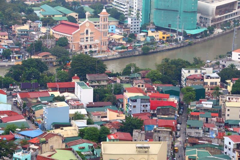 Poblacion, Manila imagem de stock