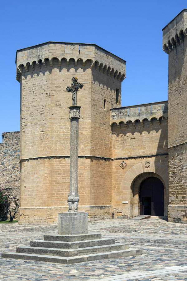 Download Poblet Monastery - Catalonia - Spain Royalty Free Stock Photos - Image: 26767438