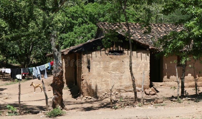 Pobreza rural fotos de archivo
