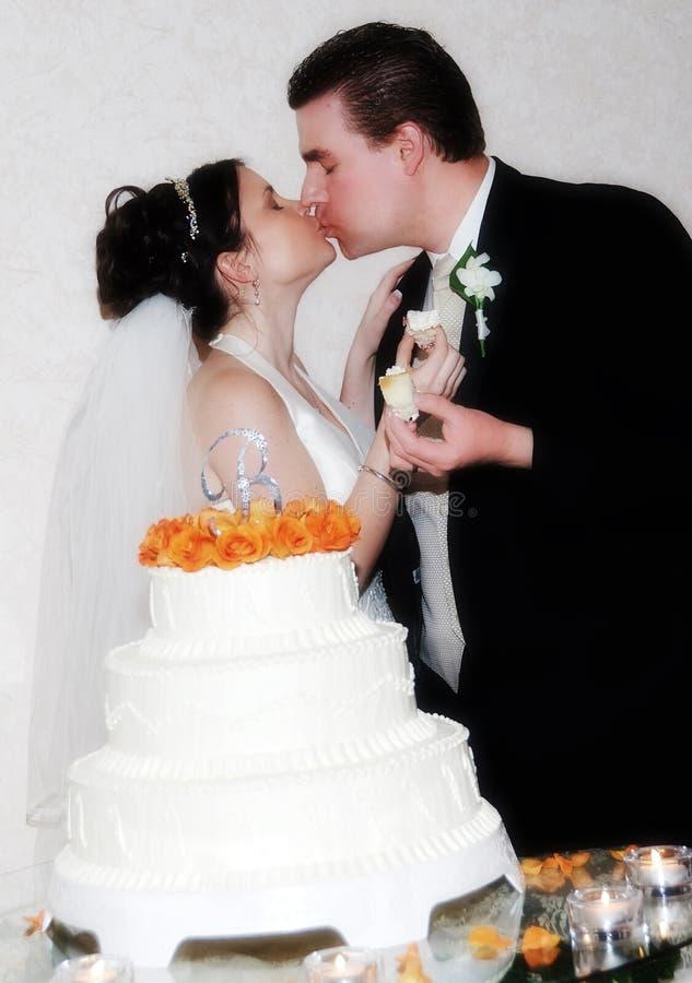 pocałunek fotografia royalty free