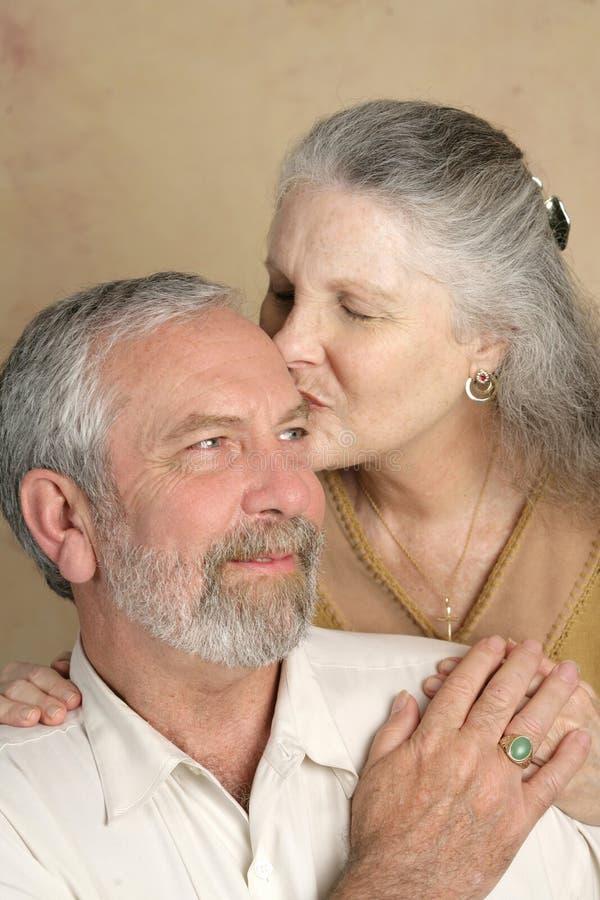 pocałunek przetargu obraz royalty free