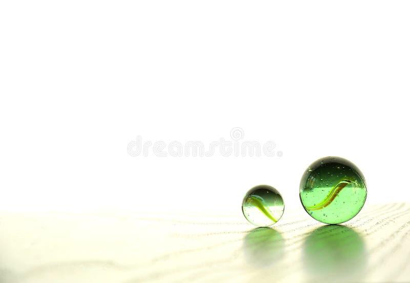 Poca bola de cristal foto de archivo libre de regalías