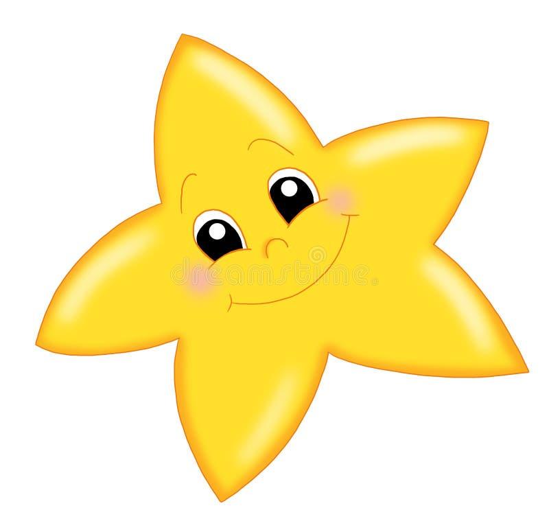 Poca estrella libre illustration