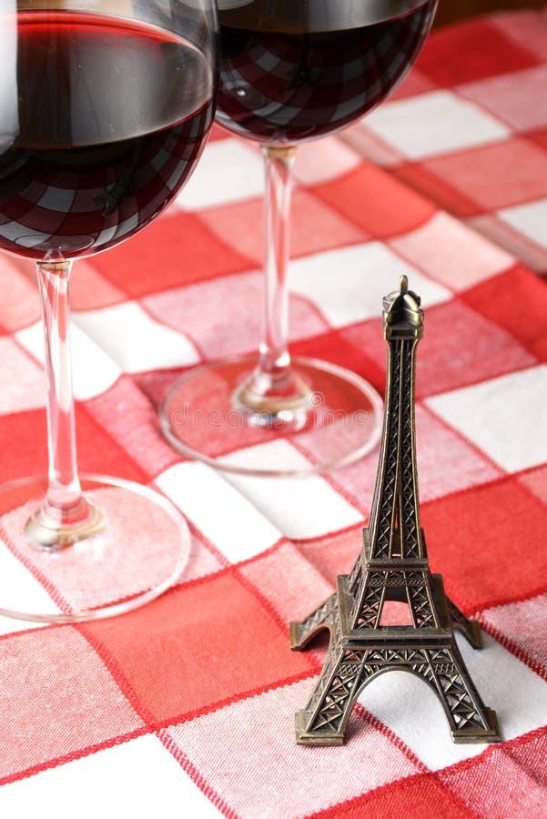 Poca torre Eiffel immagini stock