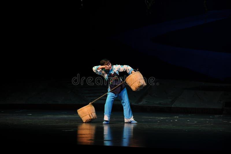 Pocenia Jiangxi opera bezmian zdjęcia royalty free
