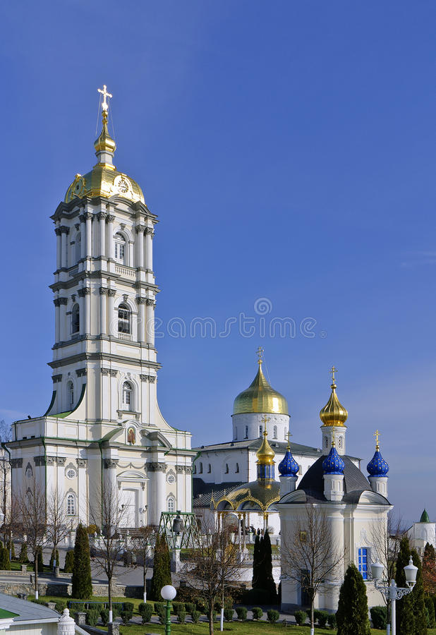 Download Pochaevsky Monastery Royalty Free Stock Photos - Image: 18473488