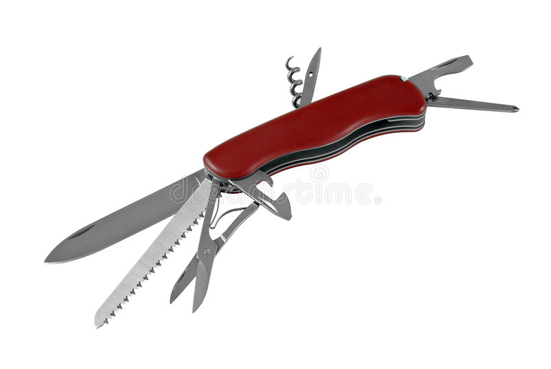 poche de couteau photo libre de droits