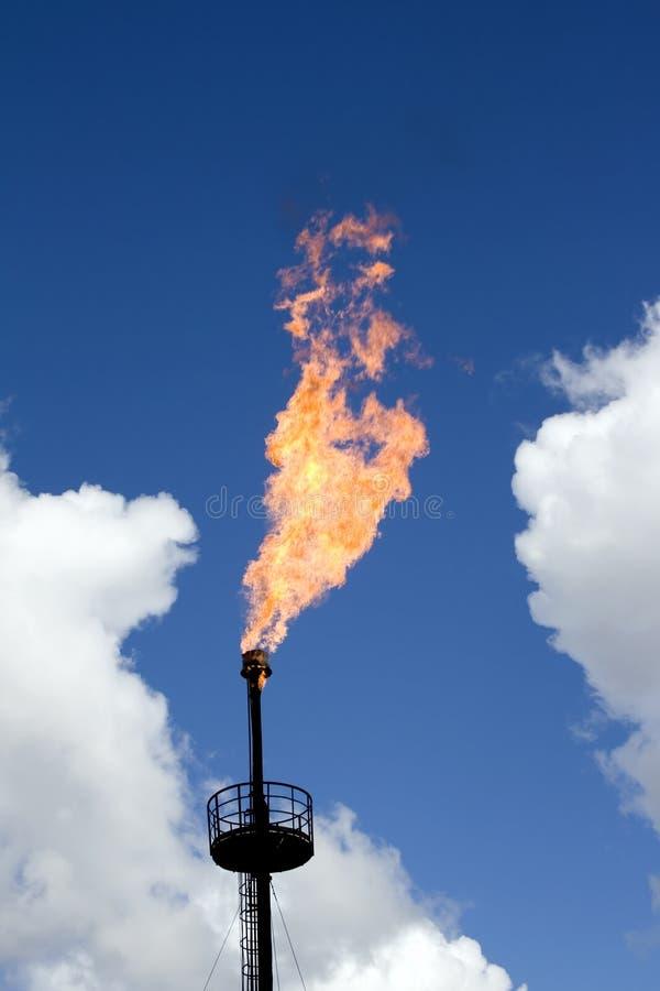 pochodnia oleju obrazy stock