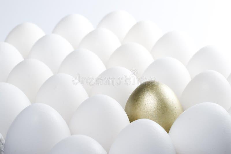 Download Pochodzenie jaj obraz stock. Obraz złożonej z złoto, lucked - 4577625