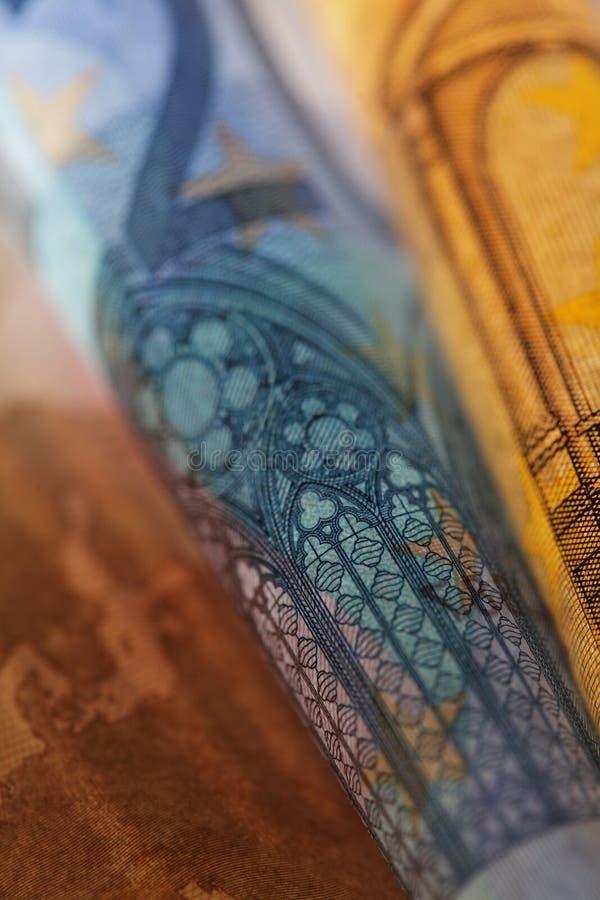 pochodzenie pieniędzy fotografia stock