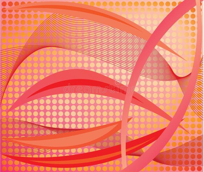 pochodzenie wektora abstrakcyjne ilustracja wektor