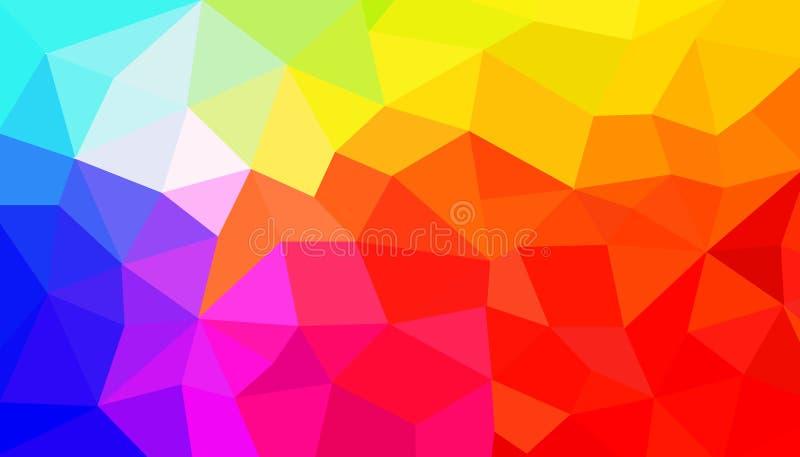 pochodzenie wektora abstrakcyjne Gradientowy tekstury tło geometryczny tło obrazy stock