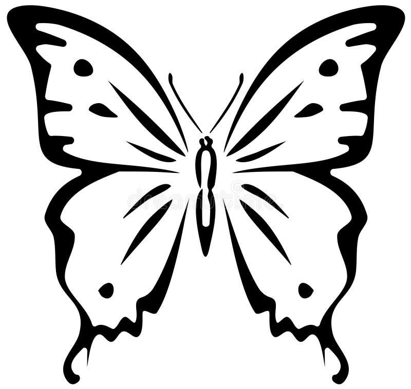 pochoir de guindineau illustration de vecteur