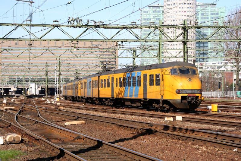 pociąg. zdjęcie royalty free