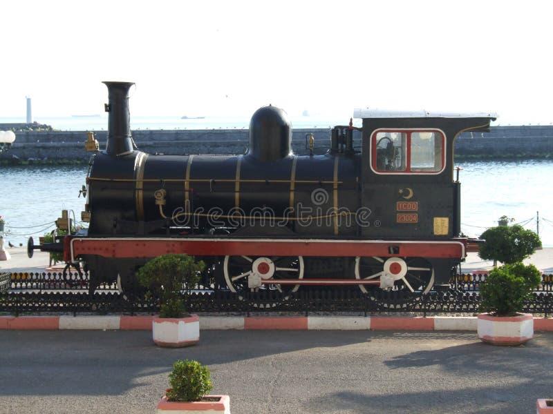 pociąg istanbul zdjęcie royalty free