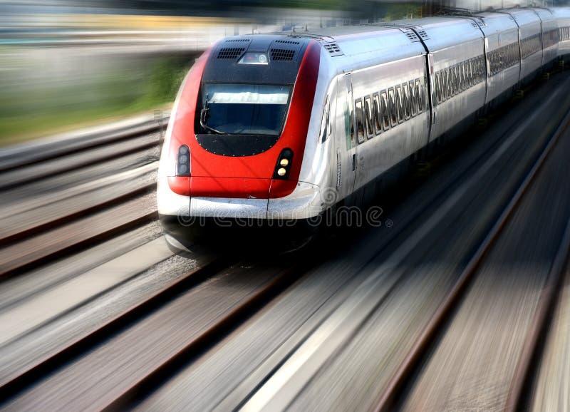 pociąg serii zdjęcia stock