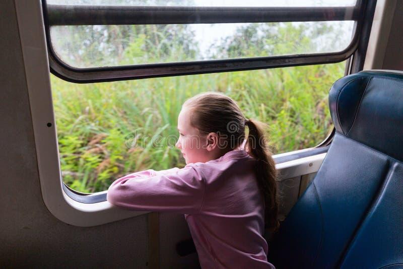 Pociąg w Sri Lanka fotografia stock