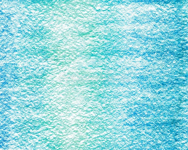 Pociągany ręcznie pastelowy tło Kolorowy sztandar dla sieć projekta ilustracja wektor