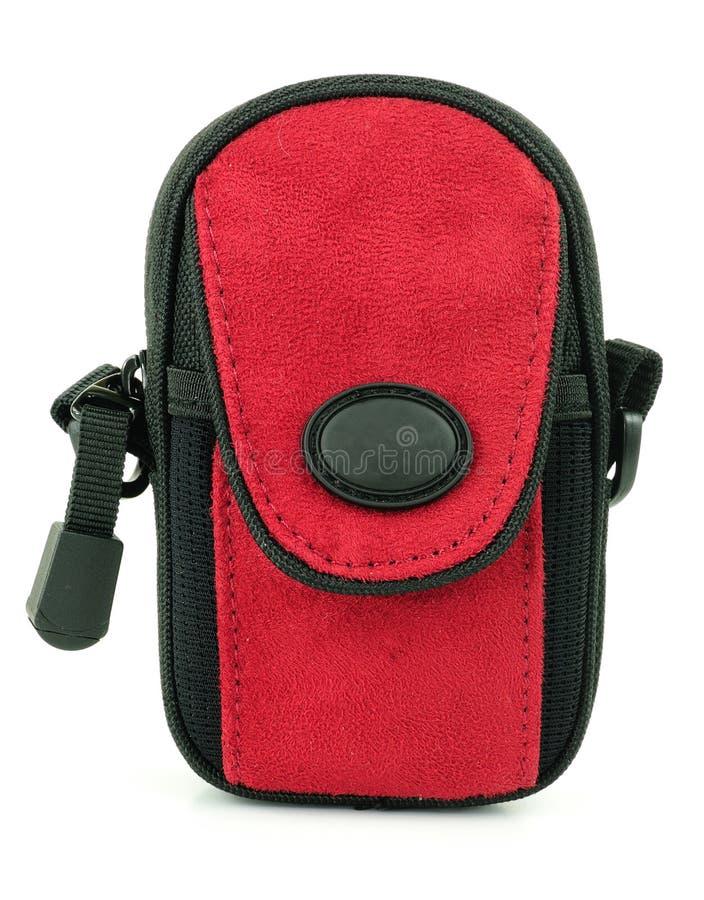 Pocket camera case royalty free stock photo