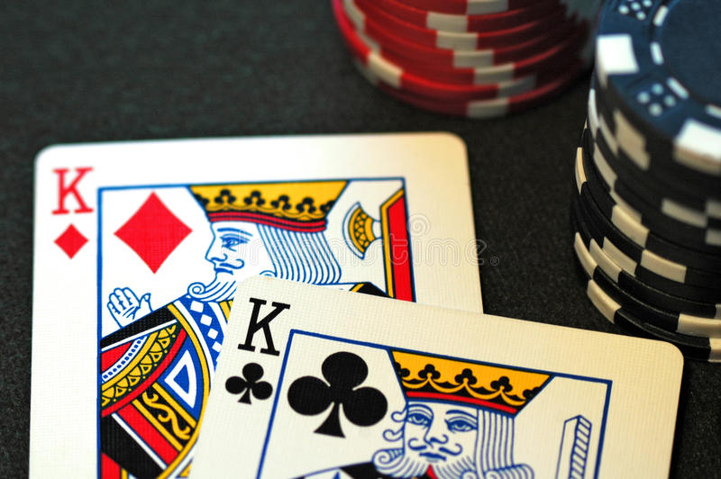 Pocket Kings royalty free stock images
