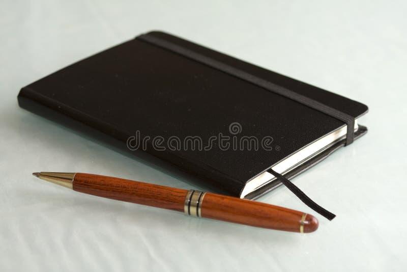 Pocket notebook royalty free stock image