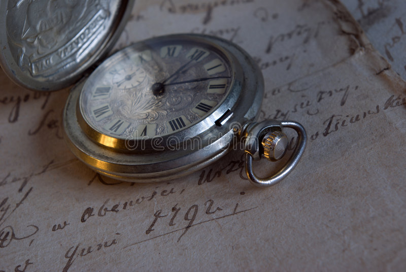 Download Pocket Old Watch Royalty Free Stock Photos - Image: 3230818