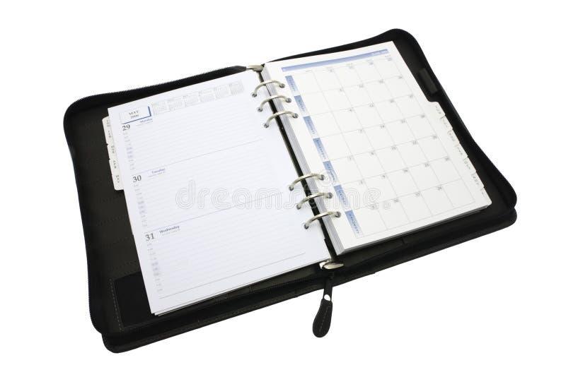 Pocket Organizer. On Isolated White Background stock photos