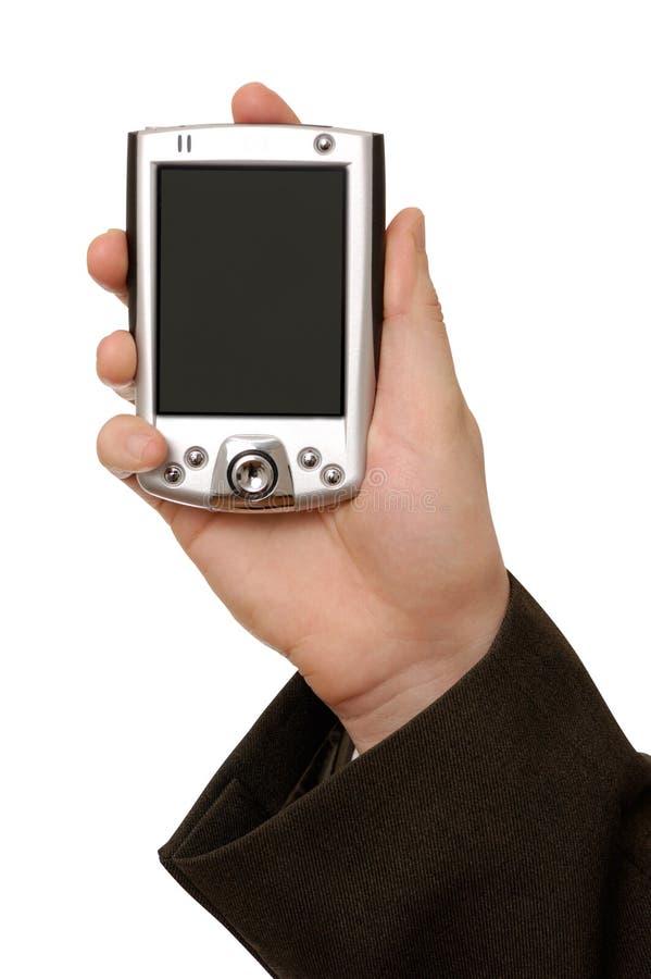 Pocket PC stock photo