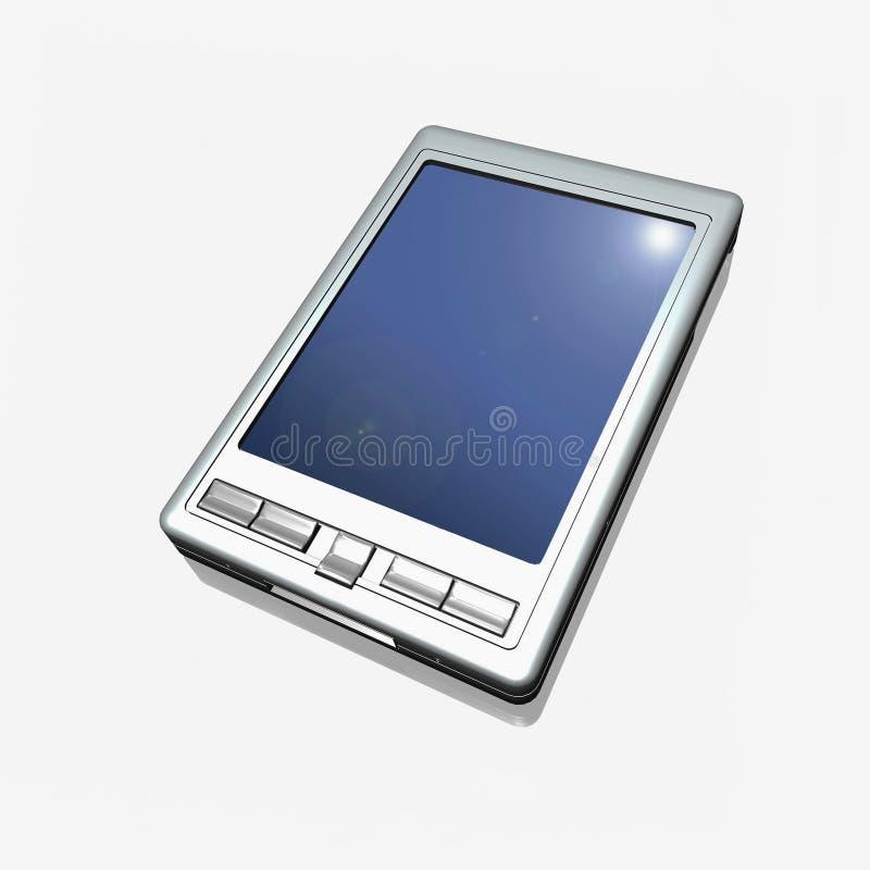 Download Pocket PC stock illustration. Image of handheld, communication - 21607964