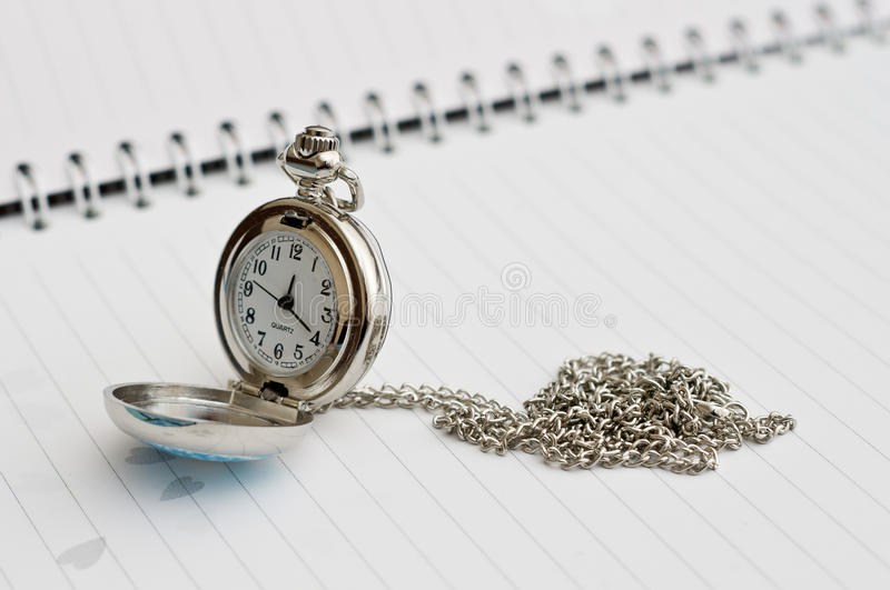 Download Pocket Watch. Stock Photo - Image: 22919340