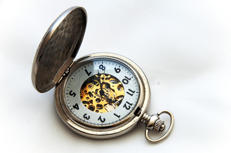 Download Pocket watch stock image. Image of isolated, minutes - 24695721
