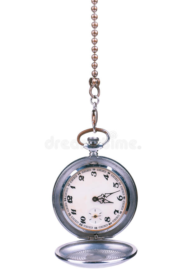 Download Pocket watch stock image. Image of awake, nostalgia, object - 26315963