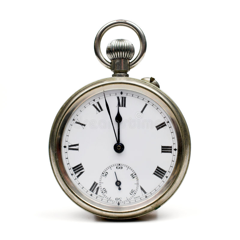 Free Pocket Watch Royalty Free Stock Photography - 3889507