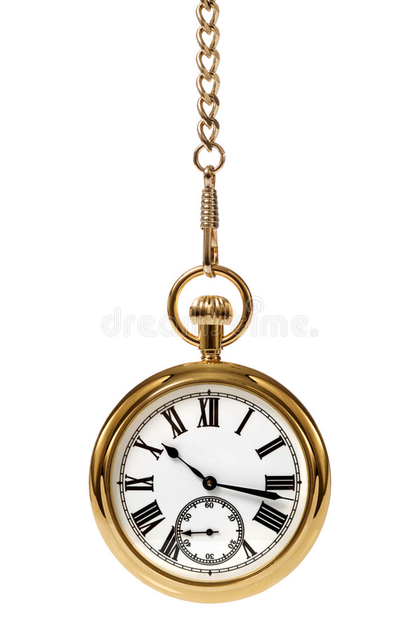 Free Pocket Watch Royalty Free Stock Photos - 4049328