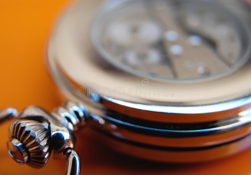 Pocket watch II royalty free stock photography
