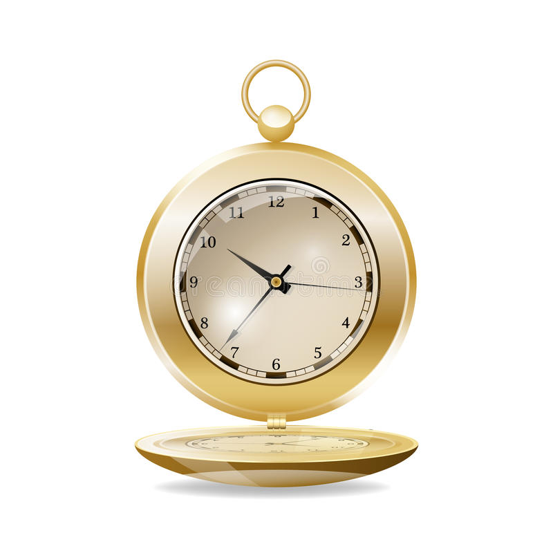 Download Pocket Watch. Vector Illustration Stock Vector - Image: 33146073