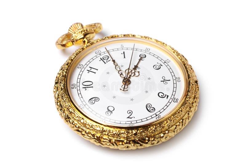 Pocket watch stock photos