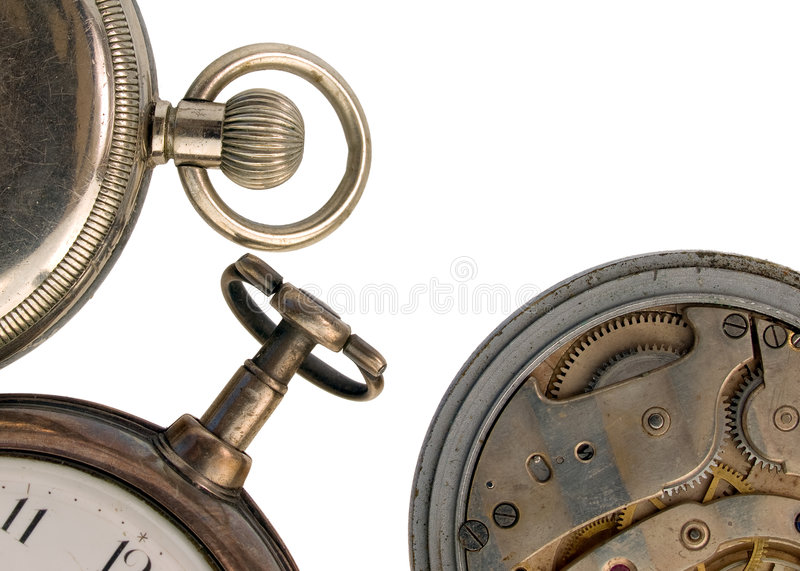 Pocket Watches stock photos