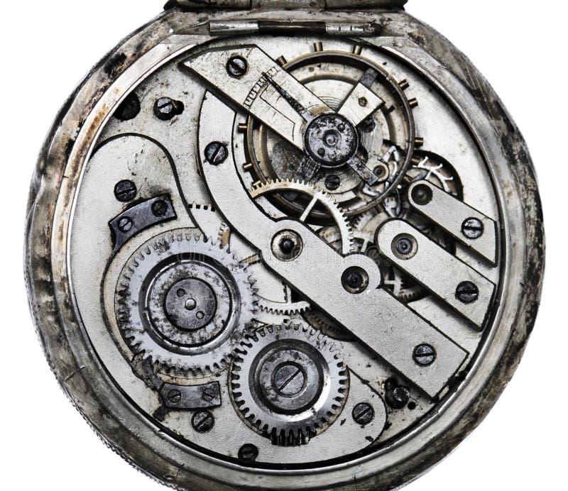 Pocketwatch结构 库存图片