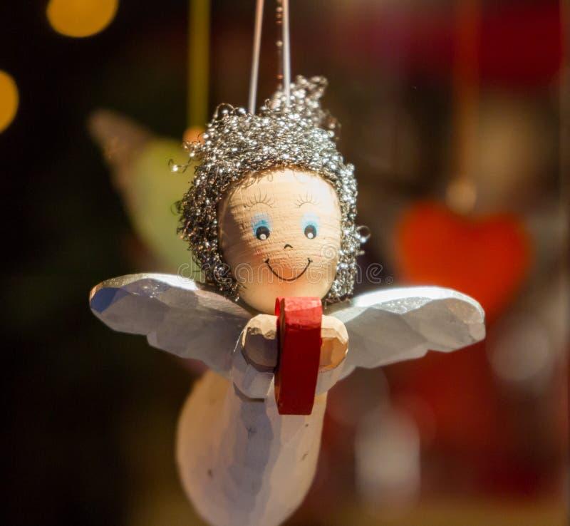 Poco angelo (1) immagine stock