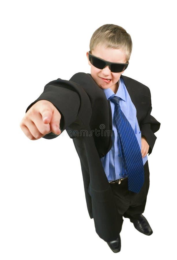 Poco businessman-1 fotos de archivo