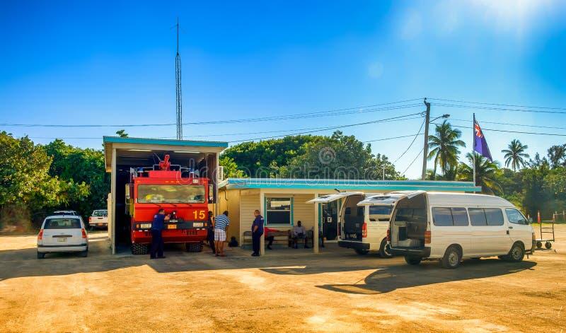 Poco Caimán-aeropuerto fotografía de archivo