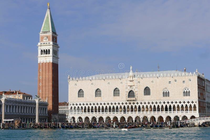 Pocztówka formularzowy Wenecja Veneto Włochy zdjęcia stock