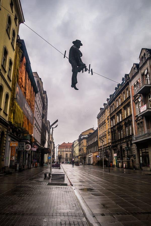Pocztówki od Polska fotografia stock